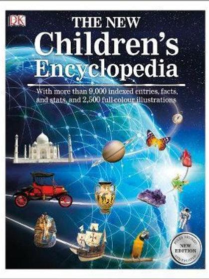 New Children's Encyclopedia       by DK