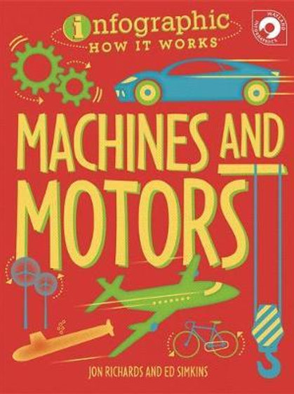 Infographic: How It Works: Machines and Motors       by Jon Richards