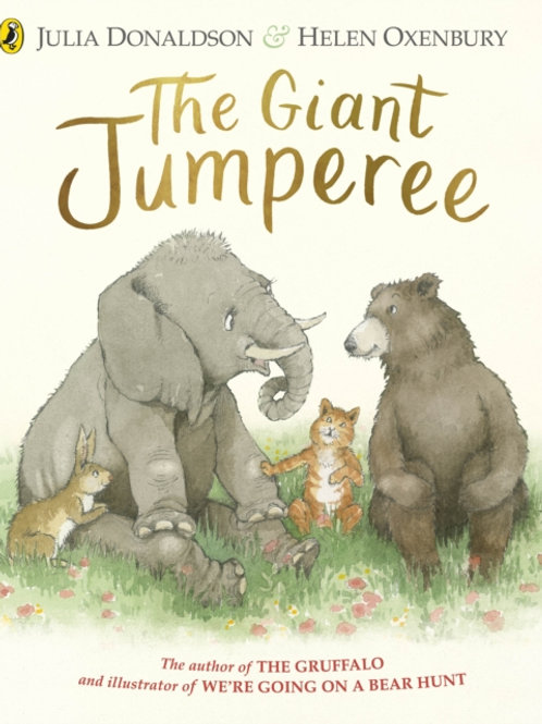 Giant Jumperee by Julia Donaldson