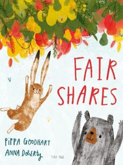 Fair Shares       by Pippa Goodhart