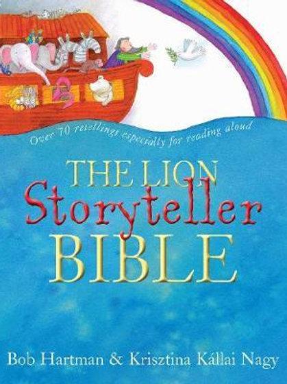 Lion Storyteller Bible       by Bob Hartman