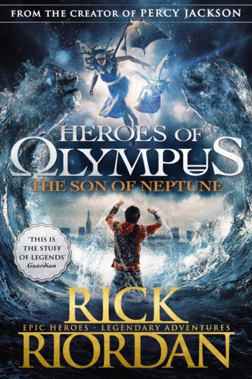 Son of Neptune (Heroes of Olympus Book 2) by Rick Riordan