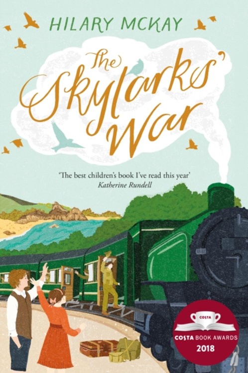 Skylarks' War by Hilary McKay