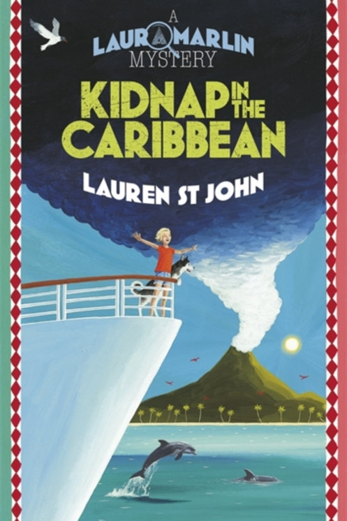Kidnap in the Caribbean by Lauren St John