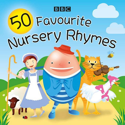 50 Favourite Nursery Rhymes       by BBC