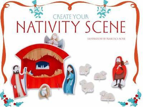 Create Your Nativity Scene       by Anna Lang