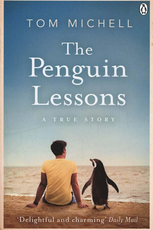 Penguin Lessons       by Tom Michell