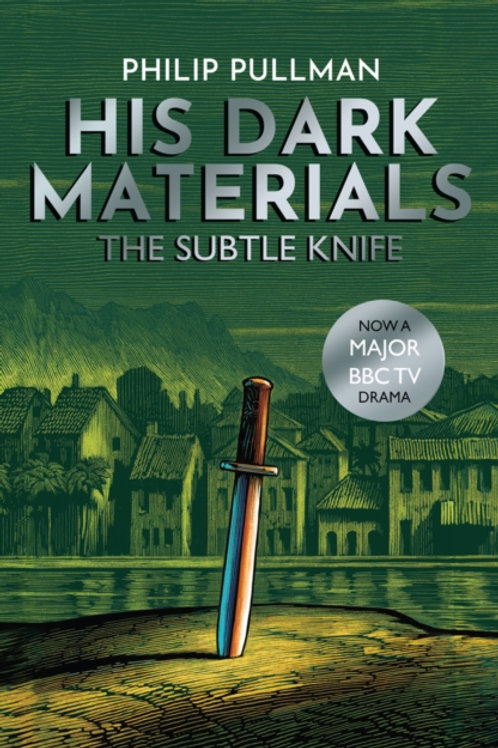 Subtle Knife by Philip Pullman