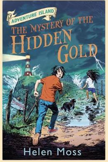 Adventure Island: The Mystery of the Hidden Gold       by Helen Moss