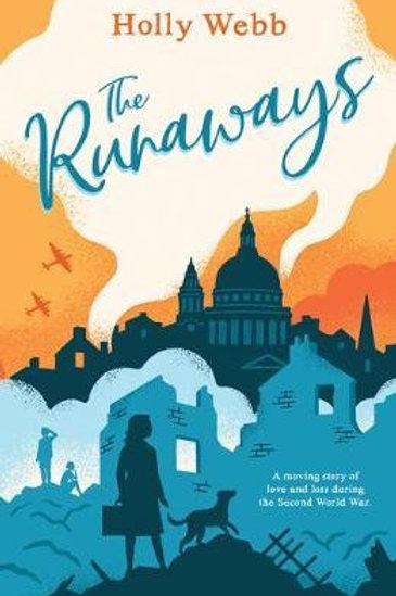 Runaways       by Holly Webb