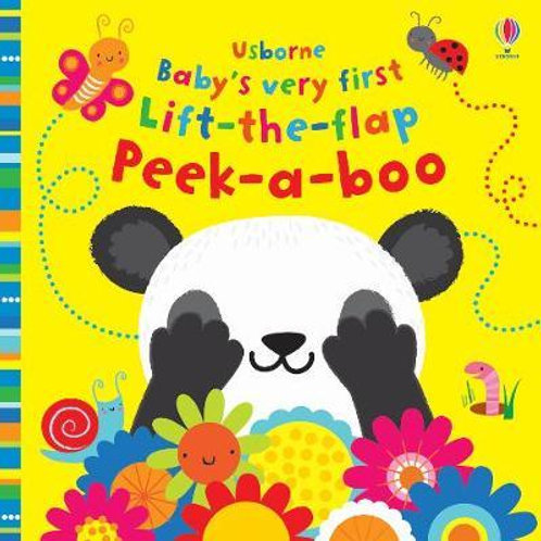 Baby's Very First Lift-the-Flap Peek-a-Boo       by Fiona Watt