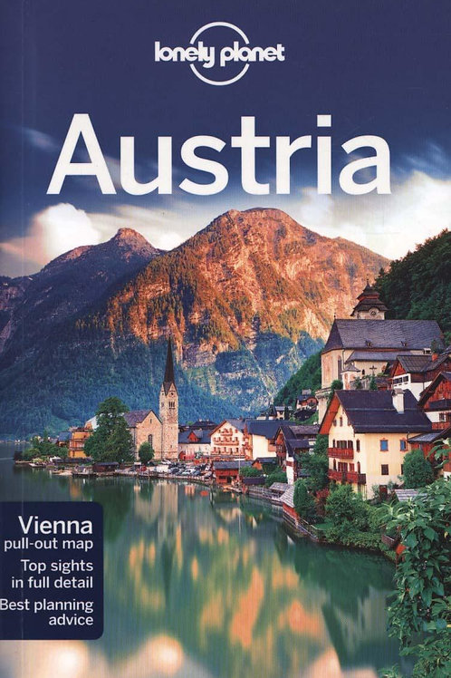 Austria       by Lonely Planet