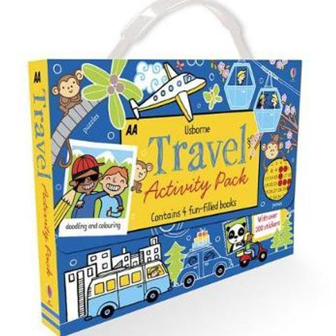 Travel Activity Pack       by