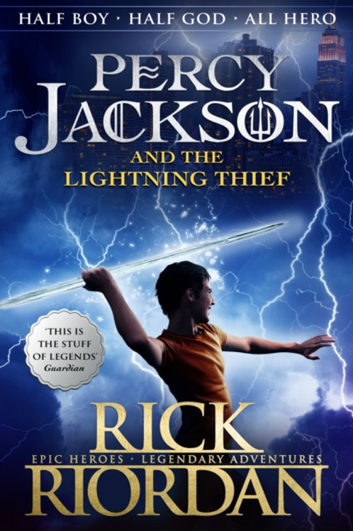 Percy Jackson and the Lightning Thief (Book 1 of Percy Jackson) by Rick Riordan