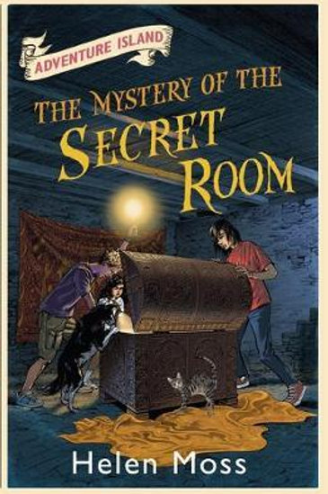 Adventure Island: The Mystery of the Secret Room       by Helen Moss