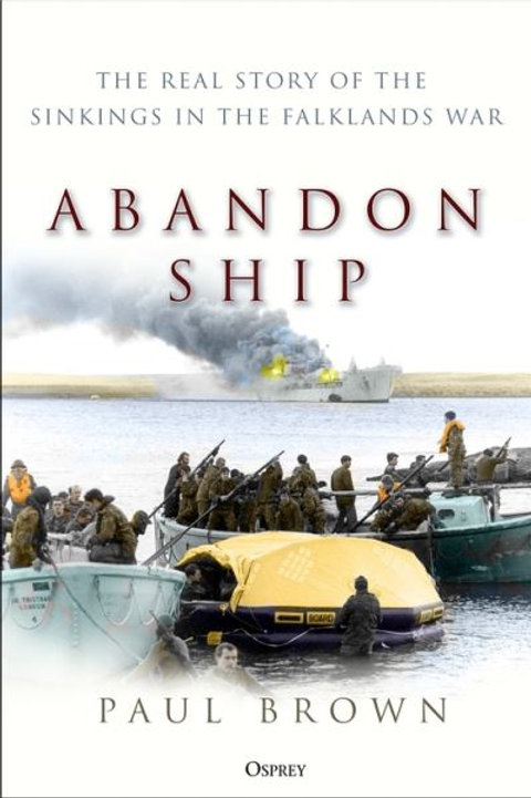 Abandon Ship by Dr Paul Brown