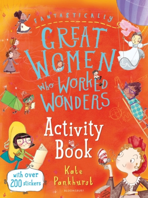 Fantastically Great Women Activity Book       by Kate Pankhurst