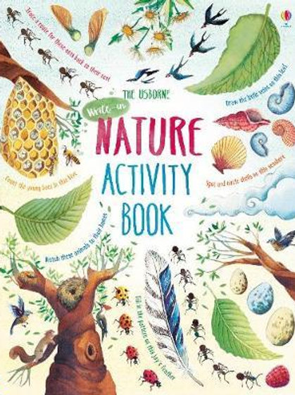 Nature Activity Book       by Gemma Capdevila