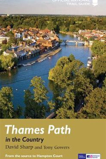 Thames Path in the Country       by David Sharp