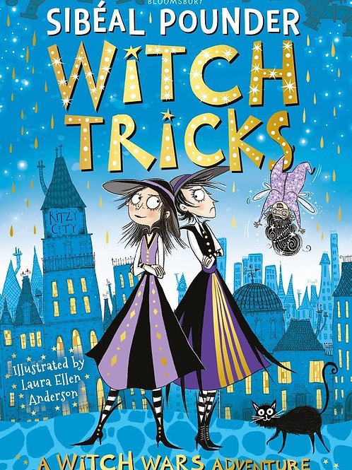 Witch Tricks       by Sibeal Pounder