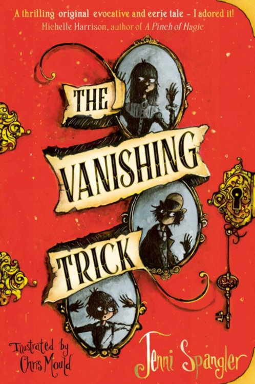 Vanishing Trick by Jenni Spangler