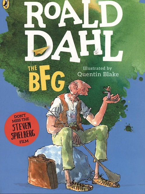 BFG (Colour Edition)       by Roald Dahl