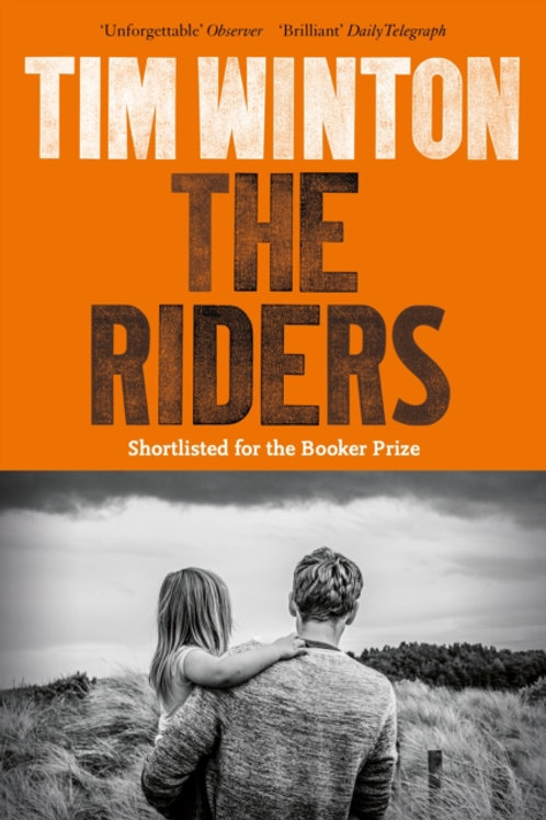 Riders       by Tim Winton