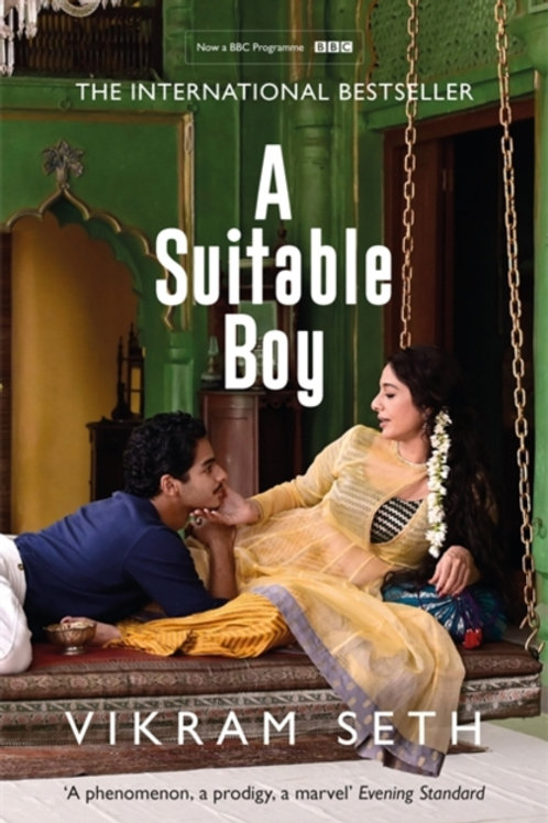 Suitable Boy       by Vikram Seth
