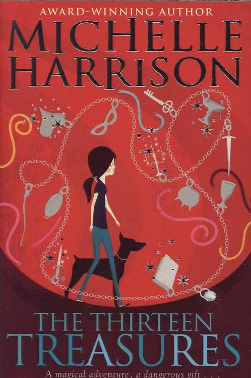 Thirteen Treasures       by Michelle Harrison