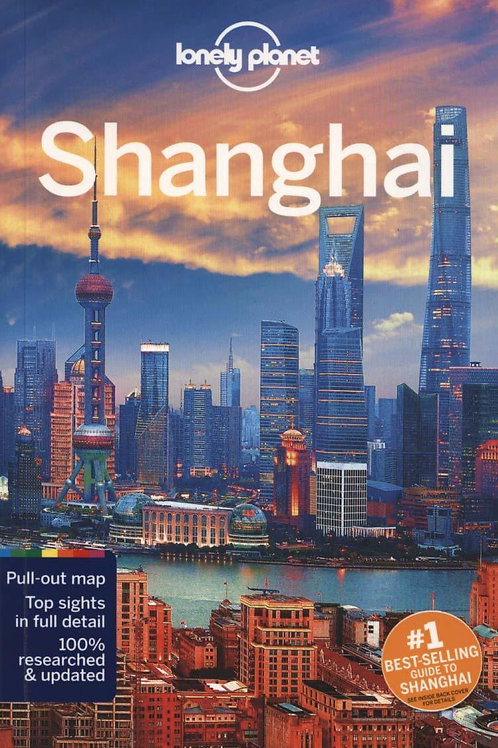 Shanghai       by Lonely Planet