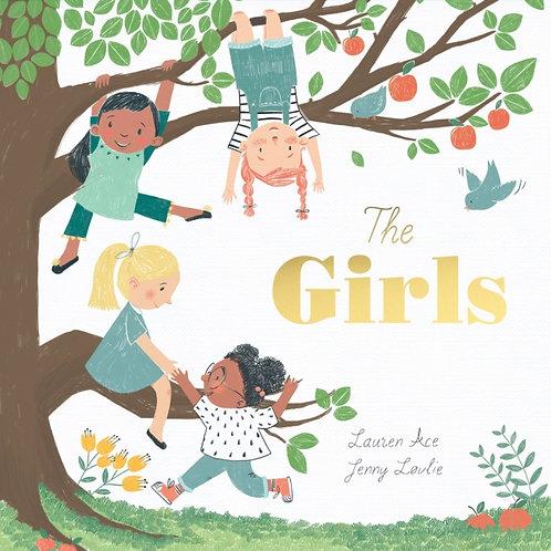 Girls       by Jenny Lovlie
