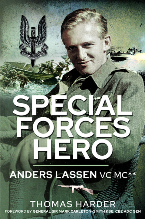 Special Forces Hero by Thomas Harder
