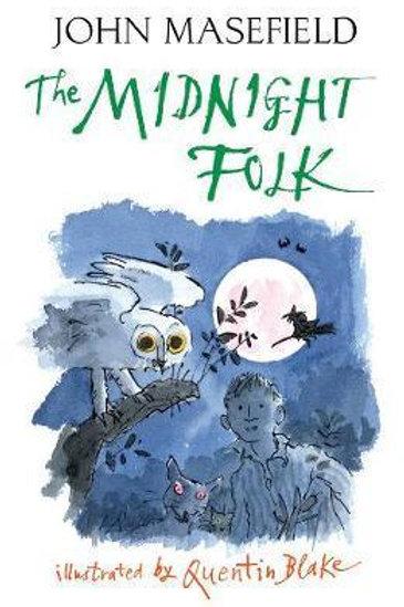 Midnight Folk       by John Masefield