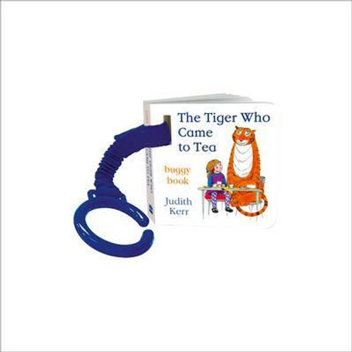 Tiger Who Came to Tea Buggy Book       by Judith Kerr