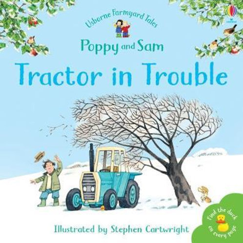 Tractor In Trouble       by Heather Amery