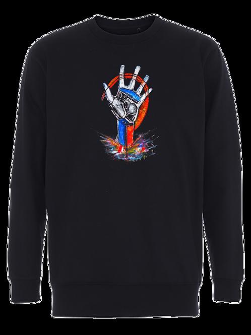 "Unisex Sweater ""Hand"""