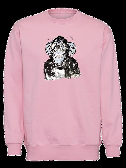 "Unisex Sweater ""Affe"""