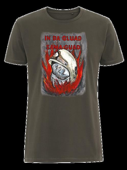 """Herren T-Shirt """"In da Gluad"""""""