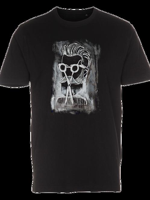 "Herren T-Shirt ""Friseur"""