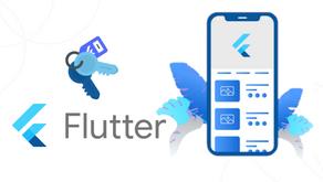 Flutter Key Kullanımı