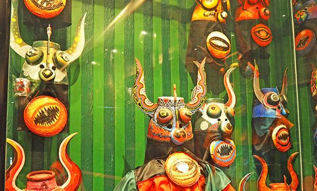 PHETCHABUN INTRACHAI ARCHAEOLOGY HALL,หอโบราณคดี เพ็ชรบูรณ์อินทราชัย,ペッチャブーン,博物館,イントラーチャイ,カオコー,シーテープ,民俗,郷土,文化,伝統,歴史,観光,地図,共産ゲリラ,旧県庁舎,タイ,中部,祭り,遺跡