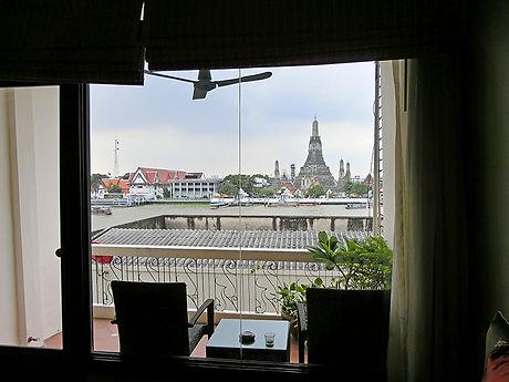 タイ,バンコク,ホテル,予約,agoda,口コミ,写真,便利,ゲストハウス,安い,ที่พัก,โรงแรม,hotel,チャオプラヤー川,ワットアルン,リバービュー,ライトアップ,