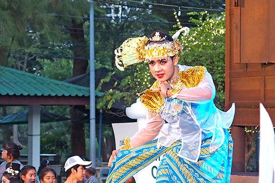 กรุงเทพ,เทศกาลเที่ยวเมืองไทย,バンコク詳細,ツーリズムフェスティバル,歴史,文化,観光,地図,祭り,行き方,ルンピニー公園,สวนลุม,中部,バンコク,カンチャナブリ,サンクラブリー,モーン族,ミャンマー,舞踊