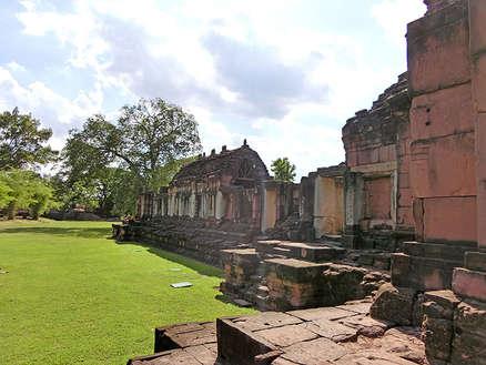 อุทยานประวัติศาสตร์พิมายピマーイ歴史公園
