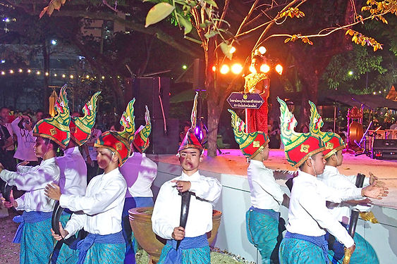 กรุงเทพ,เทศกาลเที่ยวเมืองไทย,バンコク詳細,ツーリズムフェスティバル,歴史,文化,観光,地図,祭り,行き方,ルンピニー公園,สวนลุม,南部,ヘーナーンダーン,舞踊,ソンクラーン