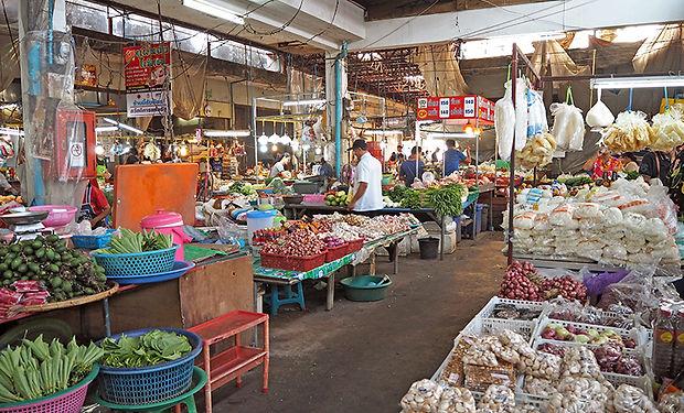 ローエイット,タイ,観光,東北地方,イサーン,ブンパウェート,101,旅行,行き方,地図,祭り,歴史,文化,伝統,ร้อยเอ็ด,บุญผะเหวด,市場