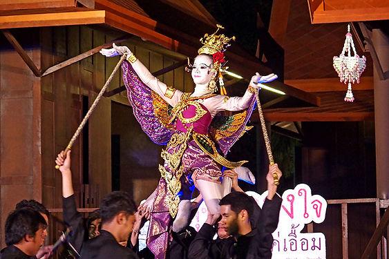 กรุงเทพ,เทศกาลเที่ยวเมืองไทย,バンコク詳細,ツーリズムフェスティバル,歴史,文化,観光,地図,祭り,行き方,ルンピニー公園,สวนลุม,中部,人形劇,人間,バンコク,操り,舞踊,