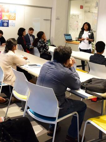 Career Building Workshop (July 2018)