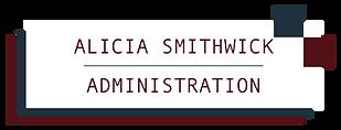 Alicia Smithwick