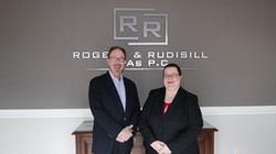 Ken Rogers & Robin Rudisill CPAs